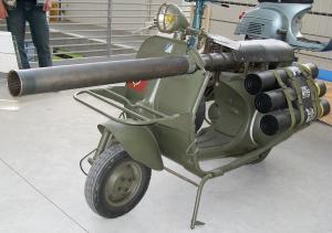 The French thought this was a good idea for a weapon. Say no more.