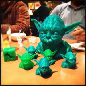 Also, if the currency of the future is Yoda heads, we're stylin