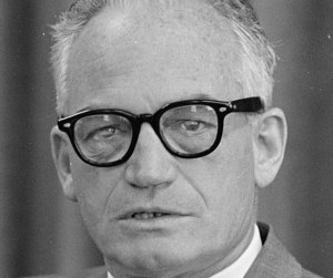 "Why do you think they called him ""Goldwater""?"