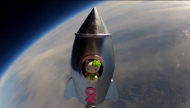 A seventh grader sent this to space